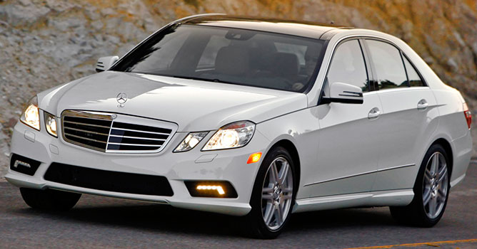 Автомобили бизнес класса