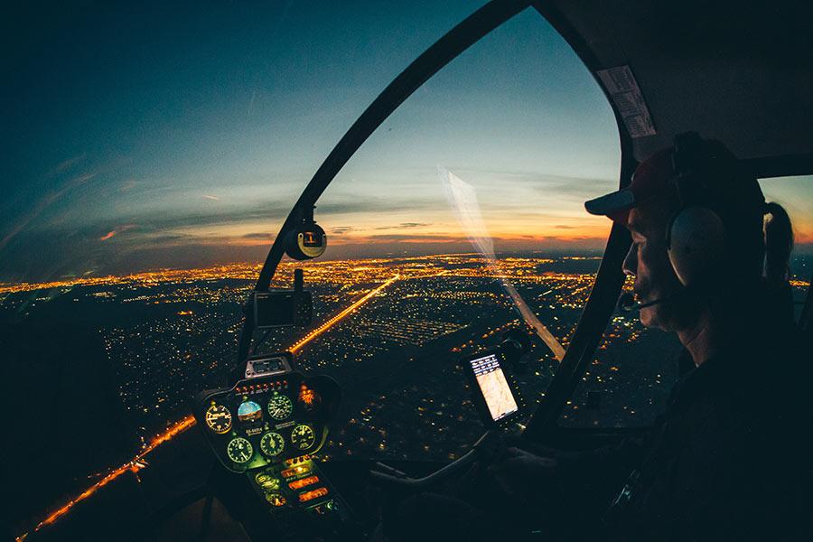 Аренда вертолетов в Краснодаре