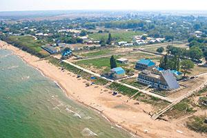 Поездки на море в Кучугуры из Краснодара