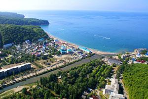 Поездки на море в Новомихайловский из Краснодара