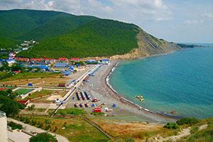 Поездки на море в Сукко из Краснодара